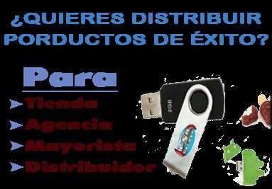 ¿Quieres vender nuestros productos?